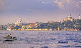 A Half Day in Istanbul Tour