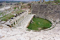 APHRODISIAS - THE THEATER