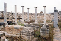 APHRODISIAS - THE BISHOP'S RESIDENCE