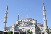 Blue Mosque, Istanbul - Istanbul Package Programs