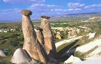 1 Day Cappadocia City Package