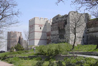City Walls of Constantinopolis