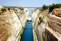Corinth Canal - Greece