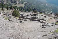 Delphi, Greece - Athens Package Programs