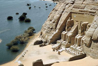 Temple of Abu Simbel - Egypt