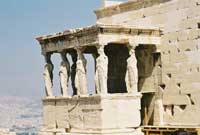 The Erechteion - Acropolis - Athens / Greece