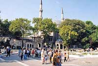 Eyup District - Istanbul Tours