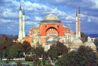 Hagia Sophia - Kusadasi Package Programs