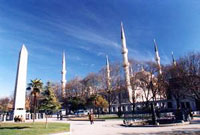 Hippodrome, Istanbul - Istanbul Package Programs