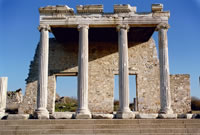 MILETUS - THE IONIC STOA