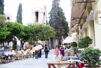 Plaka - Athens / Greece