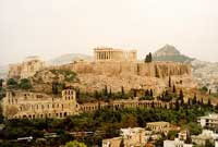 Acropolis - Athens / Greece