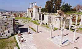Tour to Ephesus and The Basilica of St. John