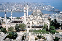 Mosque & The Social Complex of Suleyman the Magnificent