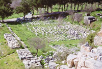 EPHESUS - THEATER GYMNASIUM and BATH