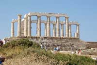 Temple of Poseidon, Cape Sounion - Athens Package Programs