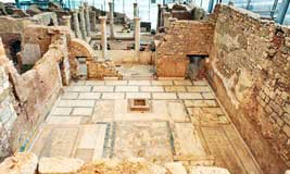 Tour to Ephesus, Terrace Houses and The House of Virgin Mary House