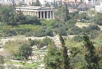 Thission Temple - Athens / Greece