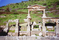 EPHESUS - TRAJAN FOUNTAIN