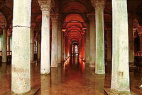 Underground Cistern, Istanbul - Istanbul Package Programs