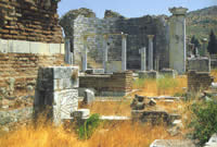 The Church of Virgin Mary - Ephesus Tours