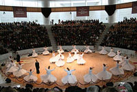 Whirling Dervishes Ceremony - Istanbul Tours