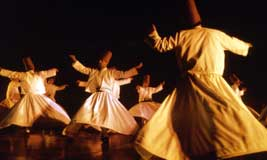 Whirling Dervish Ceremonies